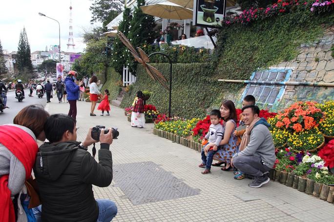 Đà Lạt ế ẩm khách dịp Festival hoa - Ảnh 4.