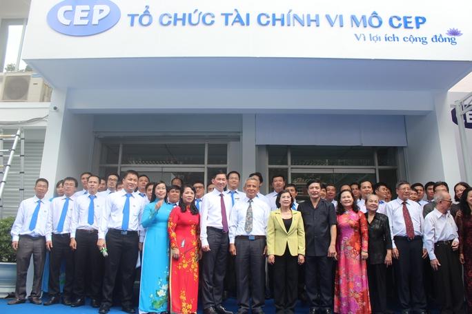 Tổ chức tài chính vi mô CEP: Tiếp tục đồng hành với người nghèo - Ảnh 4.