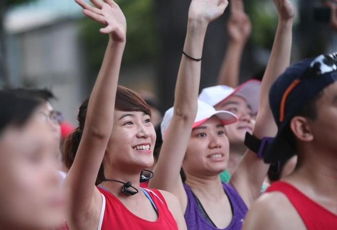 Những hình ảnh đẹp của ngày chạy đoàn kết  - Ảnh 3.