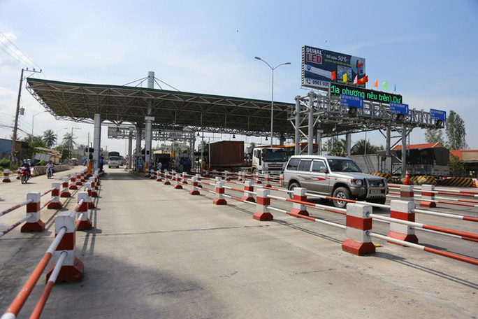 Thủ tướng chỉ đạo tạm dừng thu phí Trạm BOT Cai Lậy 1-2 tháng - Ảnh 2.