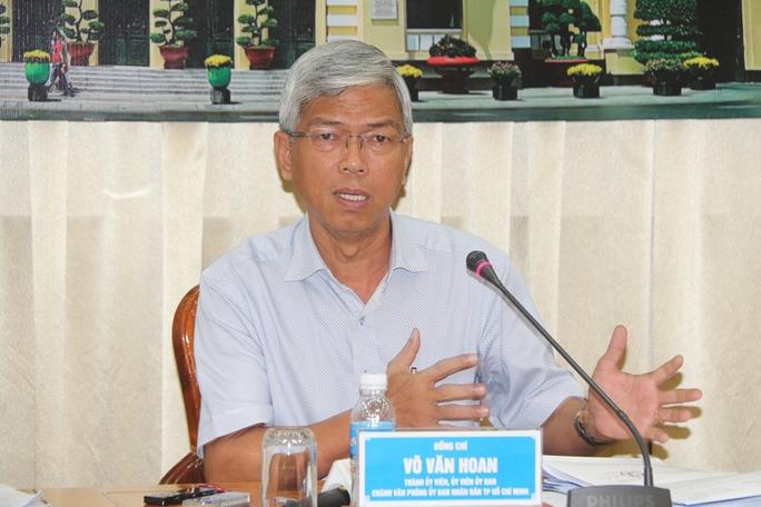 Giám đốc Trung tâm Chống ngập TP HCM nhận hình thức kỷ luật khiển trách - Ảnh 1.