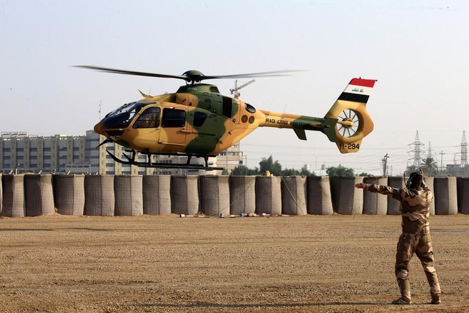 Iraq tấn công thị trấn cuối cùng trong tay IS - Ảnh 1.