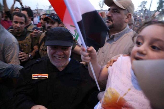 Mosul là thắng lợi của chiến lược Obama? - Ảnh 1.