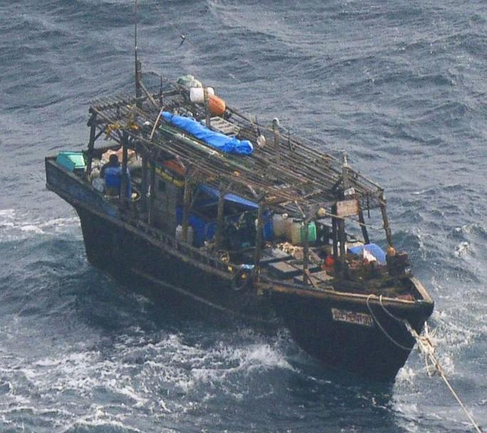 Gián điệp Triều Tiên cải trang ngư dân xâm nhập Nhật Bản? - Ảnh 1.