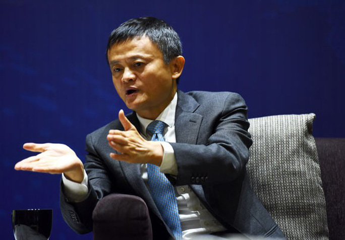 Tỉ phú Jack Ma đến Việt Nam:  Tôi yêu nguồn năng lượng ở đây - Ảnh 1.