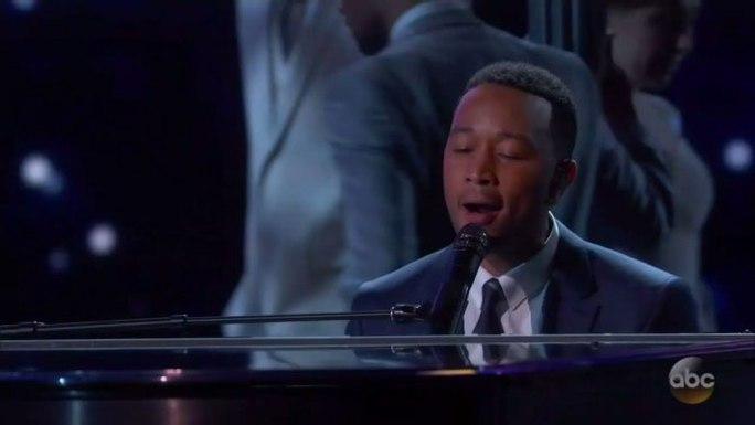 John Legend mới là thảm họa của Oscar 89?