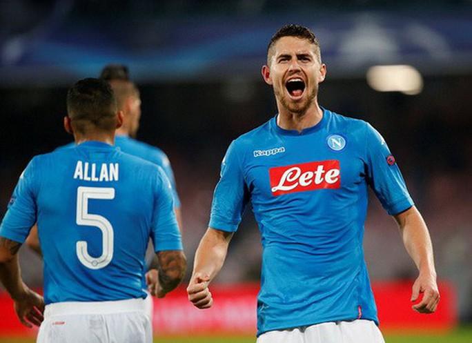 Đại phá Napoli, Man City vào vòng knock-out Champions League - Ảnh 4.