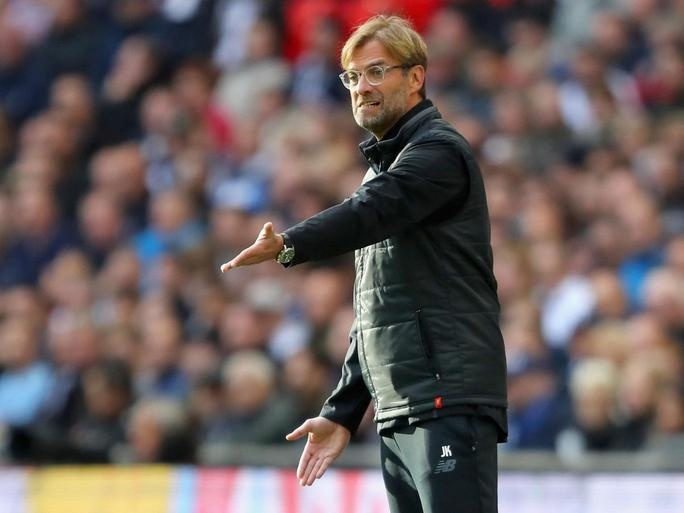 Klopp chê hàng thủ Liverpool sau trận thua Tottenham - Ảnh 1.