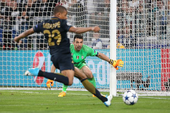 Mbappe: Thua Juventus giúp tôi trưởng thành hơn - Ảnh 1.