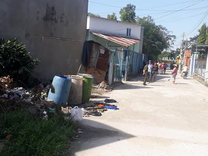 Vụ chặt đầu người vứt sọt rác: Vợ thừa nhận ra tay giết chồng - Ảnh 3.