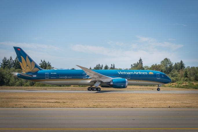 Mức độ tin cậy cất cánh A350 và Boeing 787 của Vietnam Airlines đứng top đầu thế giới - Ảnh 1.