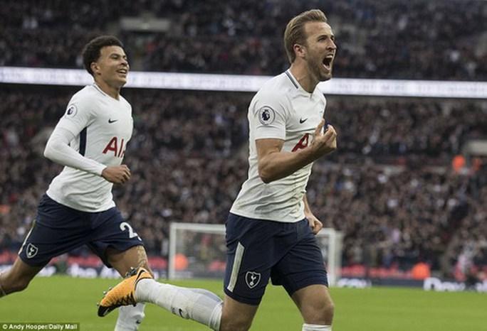 Harry Kane lập cú đúp, Tottenham đại phá Liverpool - Ảnh 4.