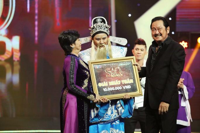 Cuộc đời vất vả của nghệ sĩ trẻ Lê Nguyễn Trường Giang - Ảnh 1.