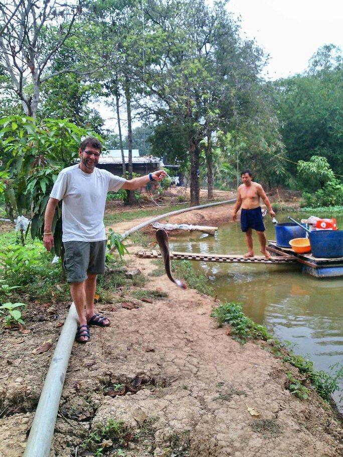 Nông nghiệp gắn với homestay trên quê hương Bác Tôn - Ảnh 6.