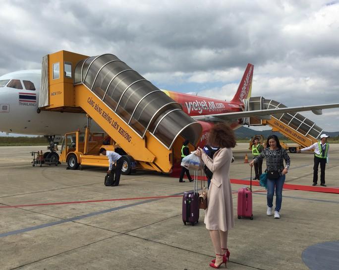 Vietjet khai trương đường bay Bangkok (Thái Lan) - Đà Lạt (Việt Nam) - Ảnh 2.