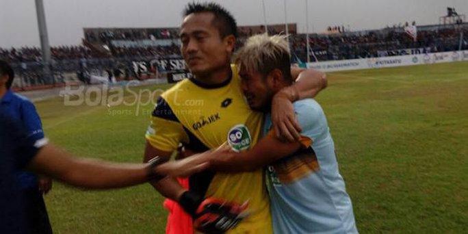 Cựu cầu thủ Than Quảng Ninh ngộ sát thủ môn Indonesia là ai? - Ảnh 3.