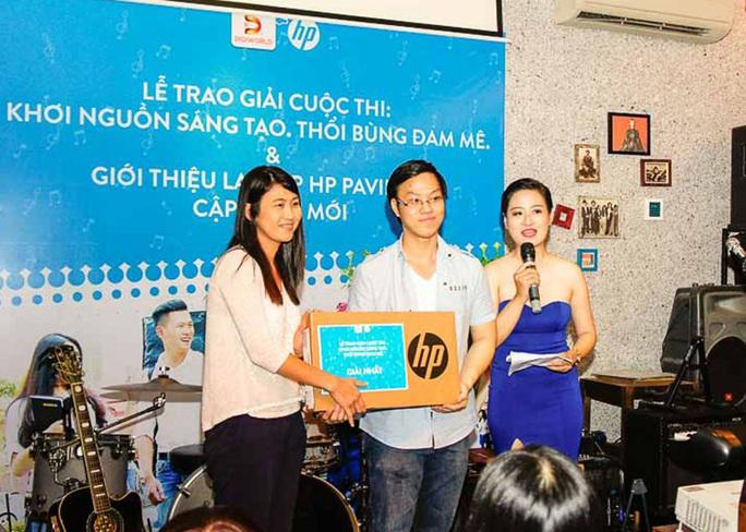 HP nâng cấp Pavilion 15 với chip Intel Kaby Lake