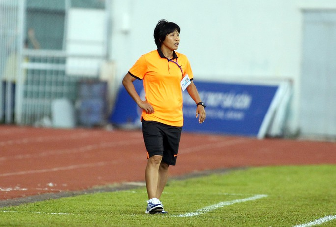 TP HCM 1 lên ngôi đầu Giải Bóng đá nữ quốc gia - Ảnh 3.