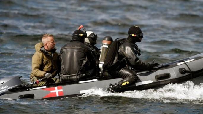 Thi thể không đầu của nữ nhà báo bị dìm xuống biển - Ảnh 2.