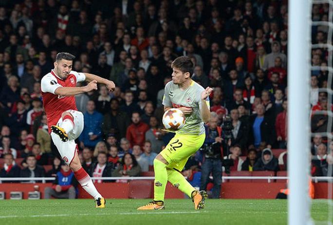 Sanchez lập siêu phẩm, Arsenal ngược dòng hạ đẹp Cologne - Ảnh 5.