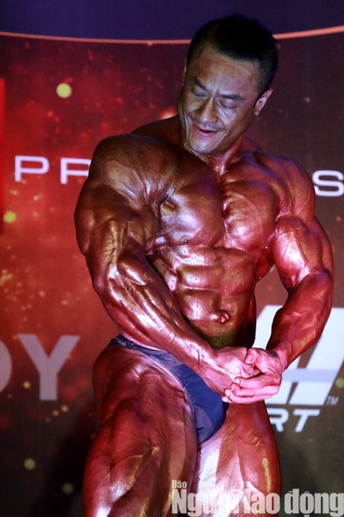 VMS Big Man: Giải thưởng siêu khủng, lực sĩ siêu nặng - Ảnh 11.