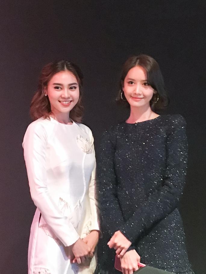 Ninh Dương Lan Ngọc nhận giải thưởng tại Hàn Quốc - Ảnh 6.