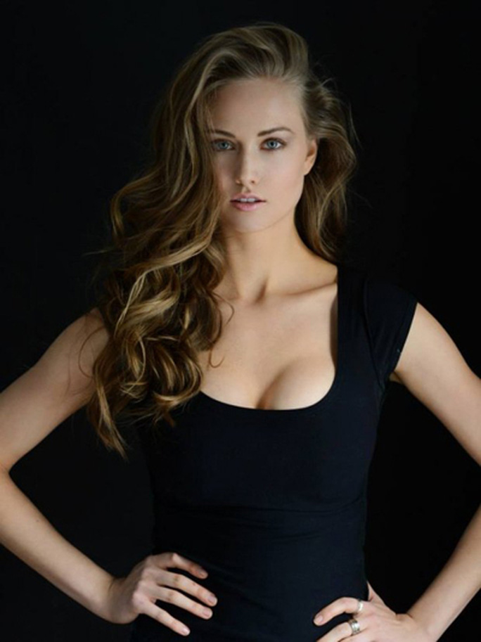 Ngắm nhan sắc tân Hoa hậu Hoàn vũ Canada - Ảnh 5.