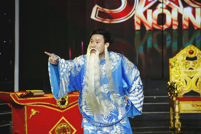 Sau lùm xùm với bầu sô, Lưu Chí Vỹ bất ngờ xuất hiện hỗ trợ Châu Ngọc Tiên tại Sao nối ngôi - Ảnh 4.