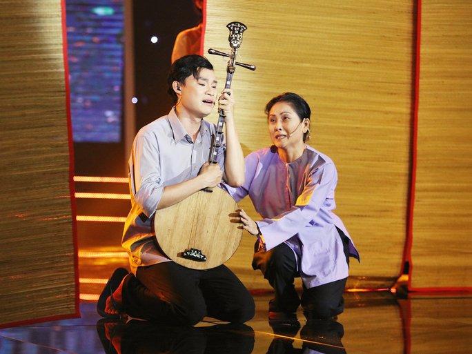 Đôi chân thiên thần giúp Lương Bằng Quang chiến thắng tập 2 Sao nối ngôi - Ảnh 6.