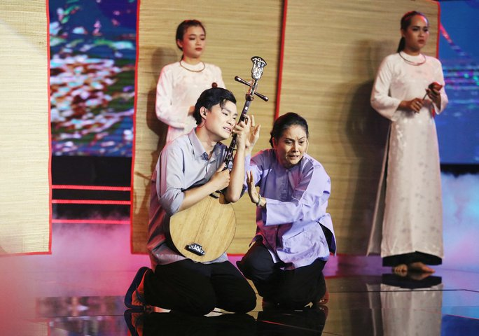 Cuộc đời vất vả của nghệ sĩ trẻ Lê Nguyễn Trường Giang - Ảnh 6.