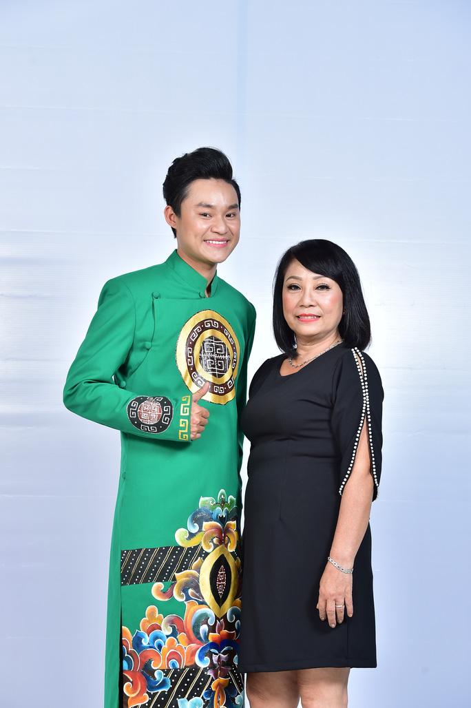Cuộc đời vất vả của nghệ sĩ trẻ Lê Nguyễn Trường Giang - Ảnh 3.