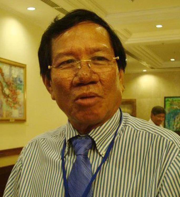 Khởi tố nguyên Chủ tịch Tập đoàn Cao su Việt Nam - Ảnh 1.