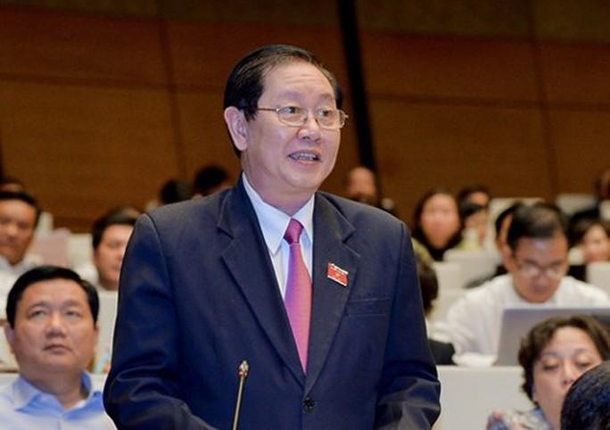 Bộ trưởng Nội vụ lên tiếng về đề xuất giảm 10 tỉnh, 3-4 bộ - Ảnh 1.