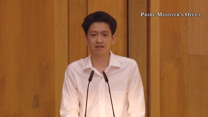 Bị truy tố, cháu trai thủ tướng Singapore quyết không về nước - Ảnh 1.