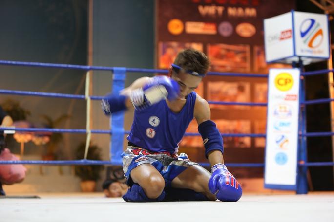 Cơ hội đến SEA Games cho các tuyển thủ trẻ muay Thái - Ảnh 3.