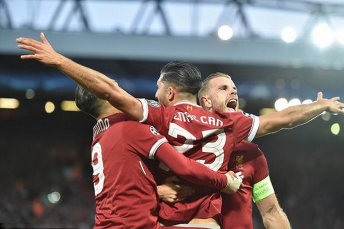 Mưa bàn thắng ở Anfield, Liverpool trở lại Champions League - Ảnh 8.