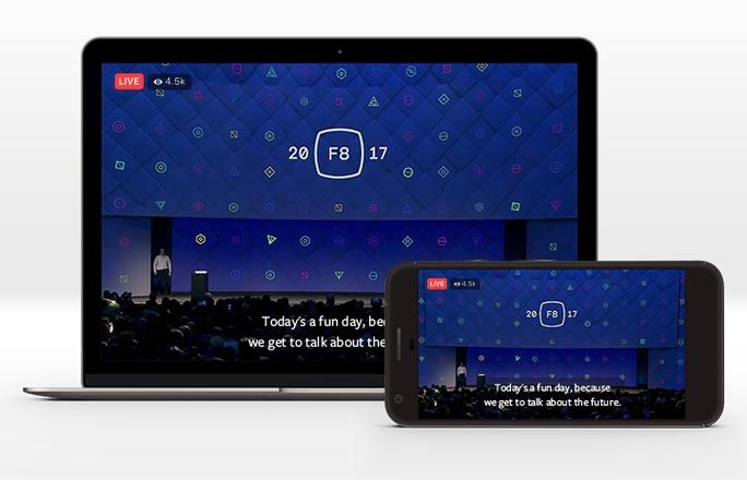 Video trực tiếp phát trên Facebook có thêm tính năng chạy phụ đề - Ảnh 1.