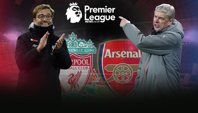 Lịch THTT: Đại chiến Liverpool - Arsenal, Chelsea - Everton - Ảnh 1.