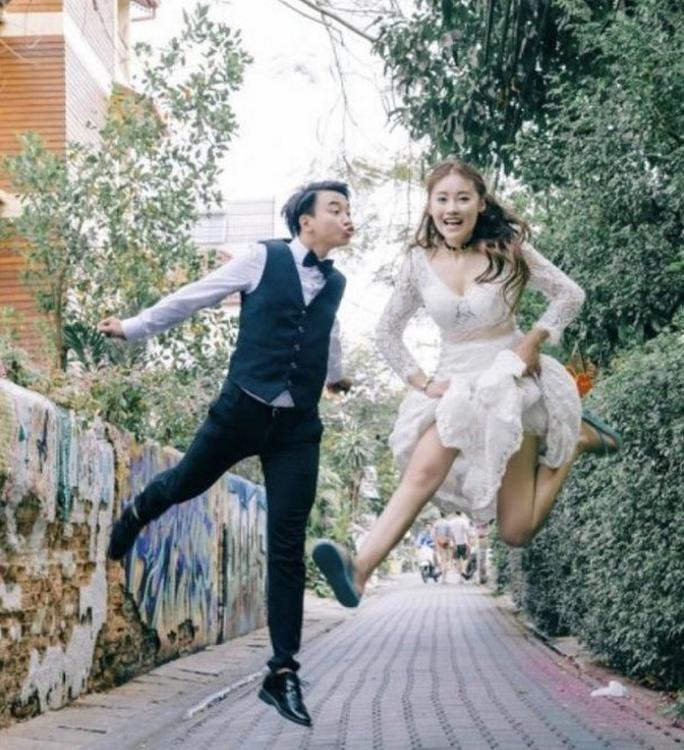 Cô và bạn trai chuẩn bị cưới
