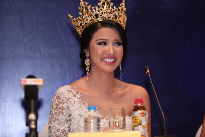 Hoa hậu Hoà bình quốc tế 2016 Ariska Putri Petiwi