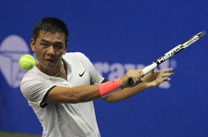 Lý Hoàng Nam lên hạng tốt nhất sự nghiệp - 559 ATP - Ảnh 1.
