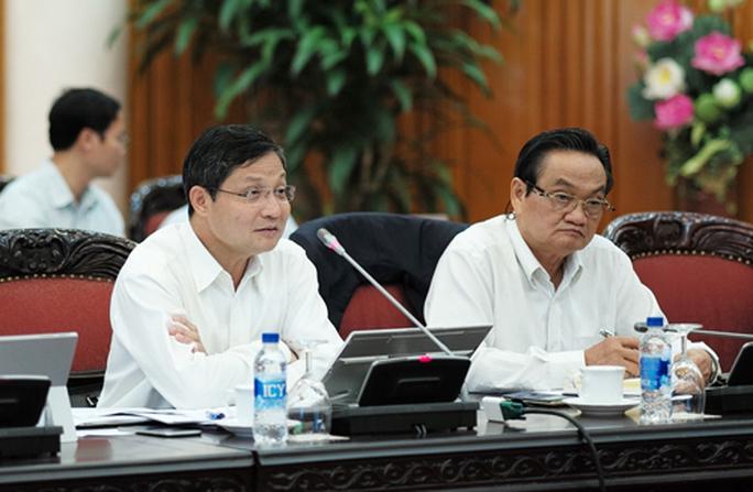 Lần đầu tiên làm việc Tổ Tư vấn kinh tế, Thủ tướng Nguyễn Xuân Phúc tin đất nước sẽ chuyển mình - Ảnh 2.