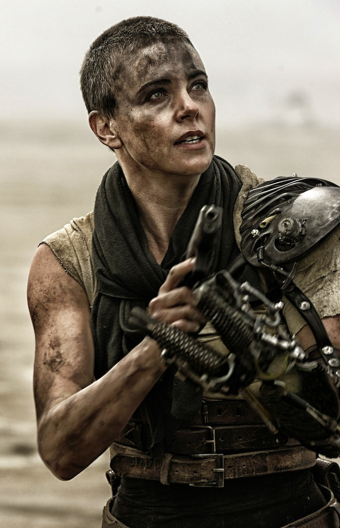 Charlize Theron - đả nữ lừng lẫy Hollywood - Ảnh 3.