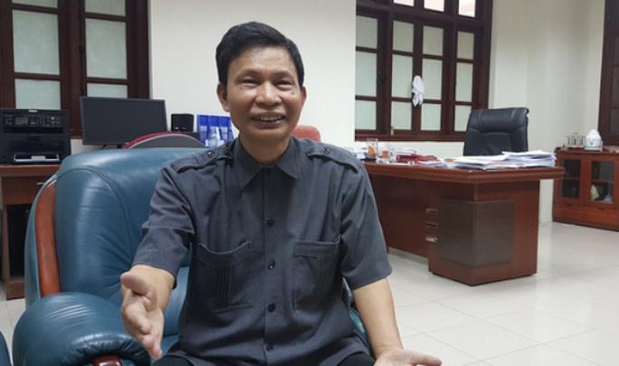 Không đồng ý cho ông Nguyễn Minh Mẫn tổ chức họp báo - Ảnh 1.