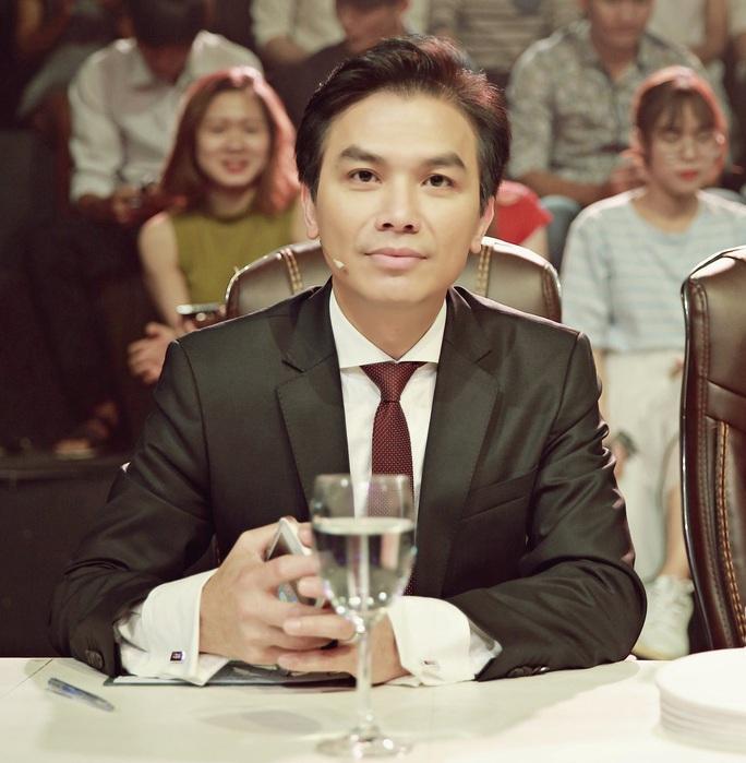 Ca sĩ Mạnh Quỳnh trong  Hãy nghe tôi hát