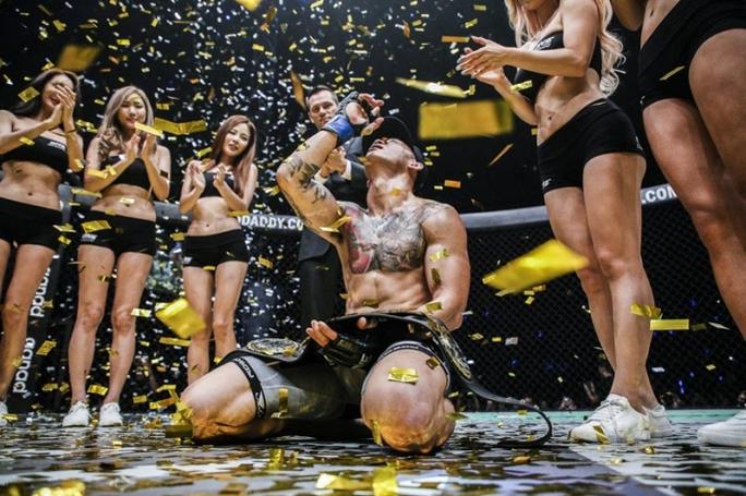 Vô địch One Championship sẽ tập luyện ở Việt Nam - Ảnh 1.