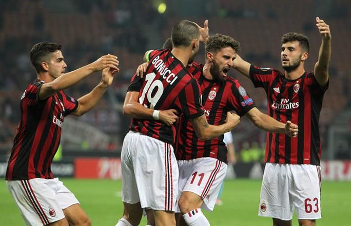 Chiến thắng derby, AC Milan níu kéo Gattuso - Ảnh 4.