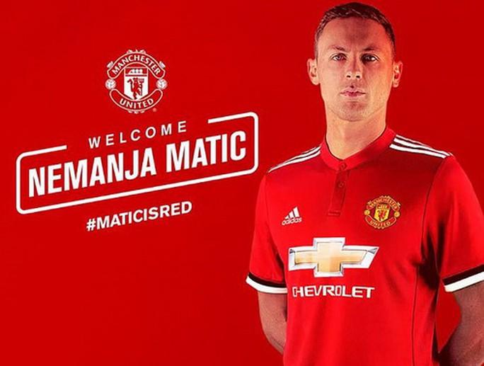 Nemanja Matic: Miếng ghép hoàn hảo cho tham vọng Man United - Ảnh 2.