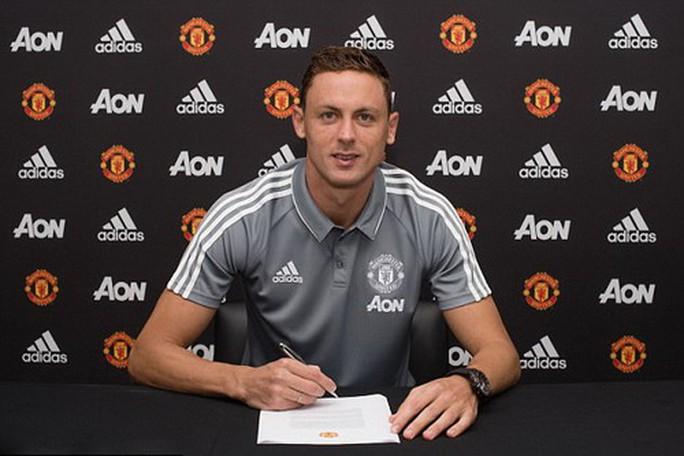 Nemanja Matic: Miếng ghép hoàn hảo cho tham vọng Man United - Ảnh 1.