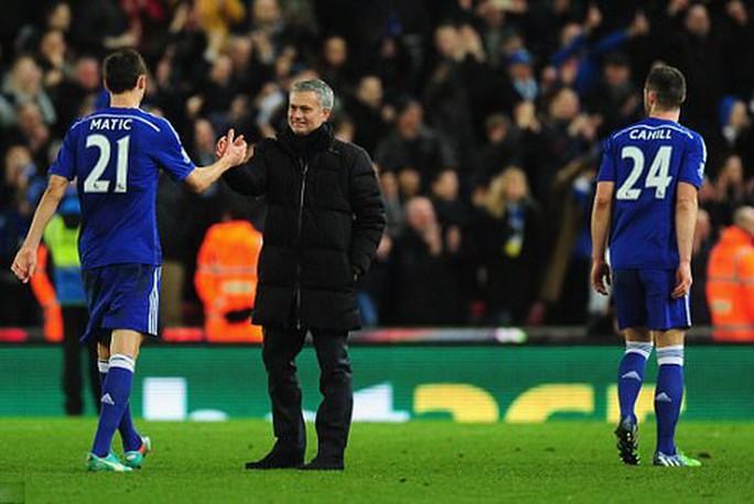 Nemanja Matic: Miếng ghép hoàn hảo cho tham vọng Man United - Ảnh 3.